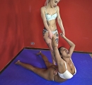 DEFEATED Backbraker cruel destruction Revenge - Stella Vs Janelle (36)