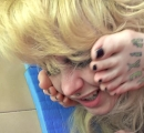 DEFEATED Forced To Lick Feet – Elizabeth Vs Stella (25)