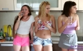 Liza K - Gas accident 3 chicks totally limp (2)