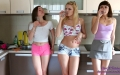 Liza K - Gas accident 3 chicks totally limp (4)