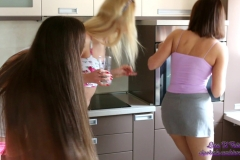 Liza K - Gas accident 3 chicks totally limp (3)