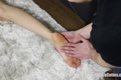 FETISH CUTIES - Silly Blond Bimbo Knocked Out And Fondled (15)