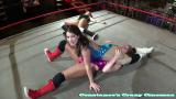 Review of 2 Jobbers Defeated Tara & Misty vs Constance