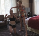 KOC Time to Work Out - Amanda vs. Bella Ink (13)