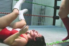 Layla Moore - Amazon Ass Beating for Mutiny (31)