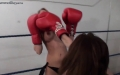 HTM Bella Vs Ashley Silly Boxing (16)