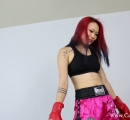 CALI Boxing it Out with Bella Ink and Lea Hart (10)