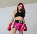 CALI Boxing it Out with Bella Ink and Lea Hart (12)