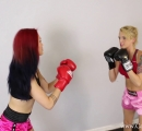 CALI Boxing it Out with Bella Ink and Lea Hart (21)