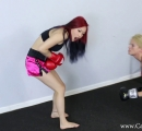 CALI Boxing it Out with Bella Ink and Lea Hart (29)
