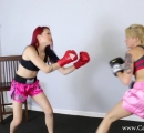 CALI Boxing it Out with Bella Ink and Lea Hart (30)