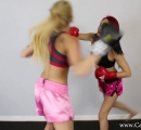CALI Boxing it Out with Bella Ink and Lea Hart (7)