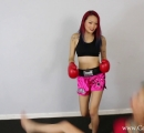 CALI Boxing it Out with Bella Ink and Lea Hart (8)