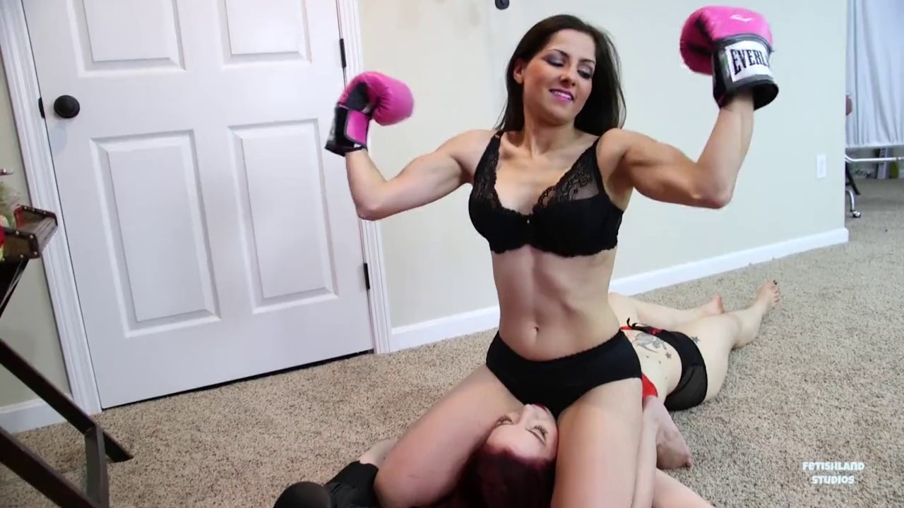 [C4S] - Fetishlands Fight Night - Boxing Match with Ludella (65)