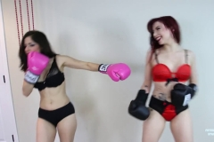 [C4S] - Fetishlands Fight Night - Boxing Match with Ludella (14)