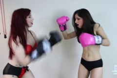 [C4S] - Fetishlands Fight Night - Boxing Match with Ludella (17)