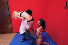 DEFEATED-Double-Bearhug-and-Neck-Lifting!!---Valerie-and-Lilith-(8)