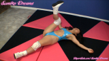 Review of Invisible Wrestler Beats Down Sumiko