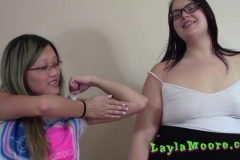 Layla Moore - King of The Muscles - little mina (14)