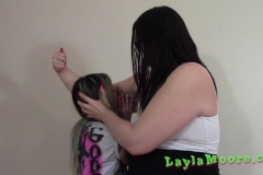 Layla Moore - King of The Muscles - little mina (17)
