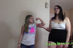 Layla Moore - King of The Muscles - little mina (8)
