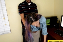 FUNHOUSE-Little-Mina-KO-at-Office-(21)