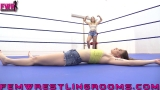 Review of Madison vs Becca: Knockouts Only