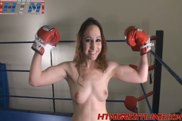 Female boxing domination