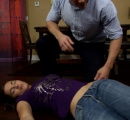 SLEEPY Molly Jane in Job Interview Gone Wrong (25)