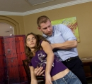 SLEEPY Molly Jane in Job Interview Gone Wrong (7)