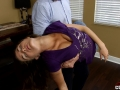 SLEEPY Molly Jane in Job Interview Gone Wrong (12)