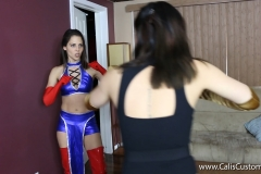 Cali Logan Mythril Destroys Kitana with Kaya Lin (16)