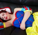 [C4S] - Ludella Hahns Fetish Adventures - Snow White & the 7 KOs (29)