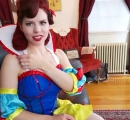 [C4S] - Ludella Hahns Fetish Adventures - Snow White & the 7 KOs (5)