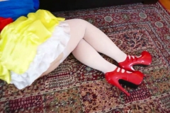 [C4S] - Ludella Hahns Fetish Adventures - Snow White & the 7 KOs (34)