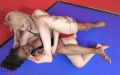 DEFEATED Stella vs Janelle Forced to kiss stinky feet (5)