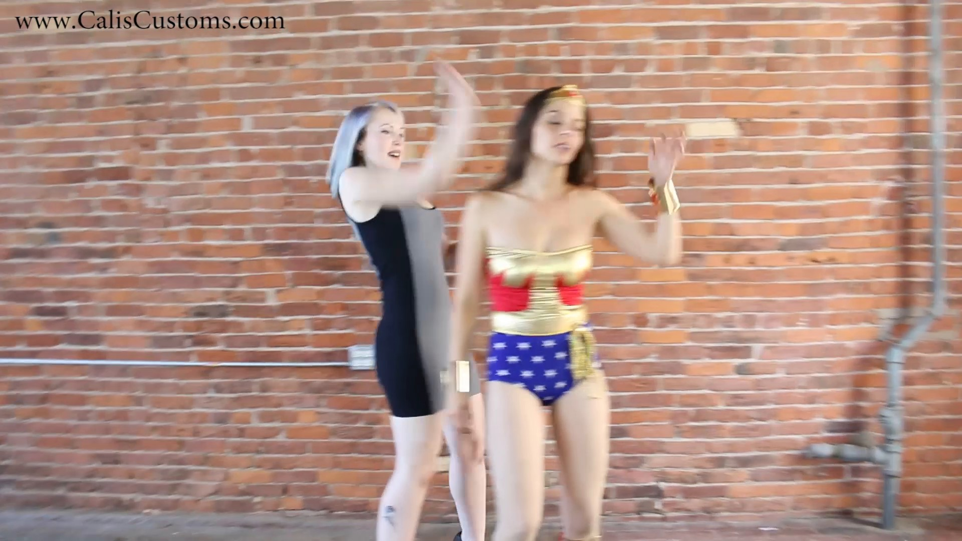 CALI The Wonder Woman KO Trap (69)