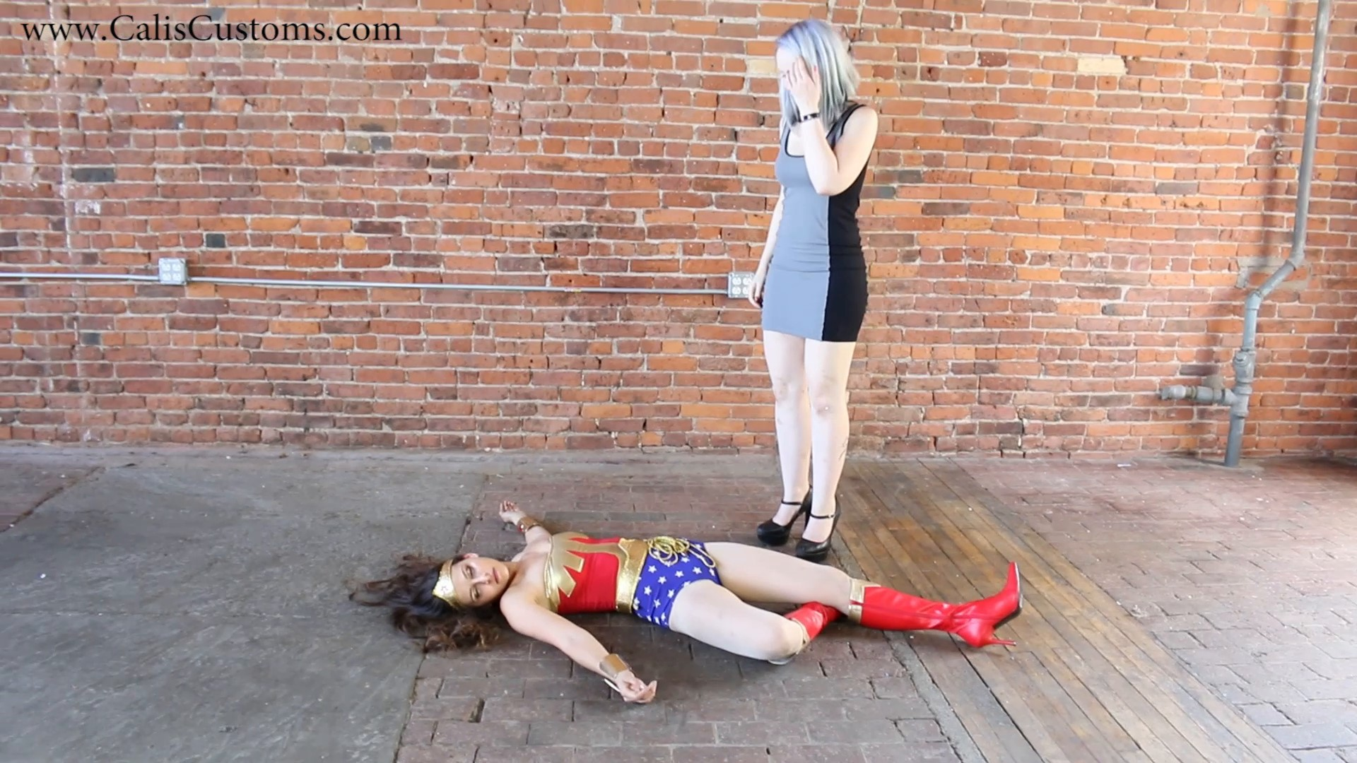 CALI The Wonder Woman KO Trap (89)
