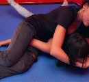 DEFEATED-Wrestling-girls-–-New-comers!-Valerie-Vs-Eden-Mal-(23)