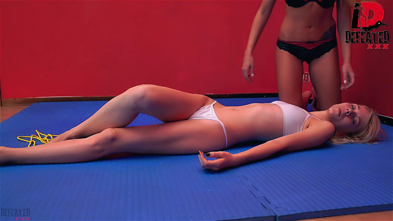 DEFEATED-Mistress-Vs-Teen-Belly-Destruction-to-Humiliation-Eden-Vs-Lilith-69